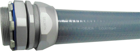 Delikon, leading manufacturer of electrical liquid tight conduit and liquid tight conduit fittings